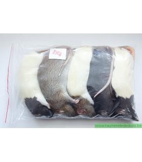 CONGELE - RAT [7] GRAND 250-299GRS (SACHET DE 5 PIÈCES)