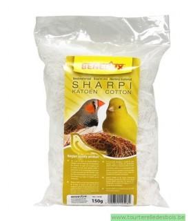 Bourre nid coton Sharpi 150gr