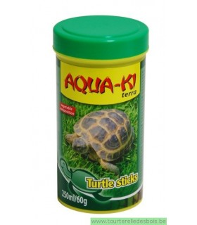 AQUA-KI TORTUE TERRESTRE STICK 250ML