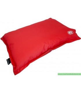 COUSSIN IMPERMEABLE ROUGE 80X60CM