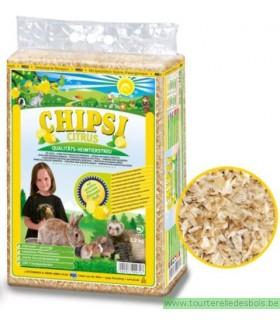 CHIPSI COPEAUX CITRON 60 LITRES