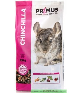 PRIMUS CHINCHILLA - 750GRS