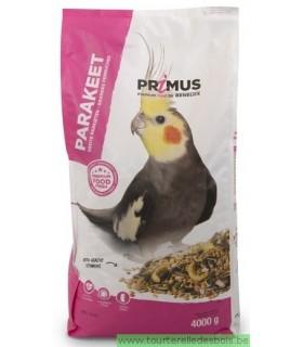 PRIMUS MÉLANGE GRANDE PERRUCHE 4 KG