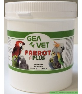PARROT PLUS - SUPPL. FOR PAROTS MAINTENANCE - 100GRS