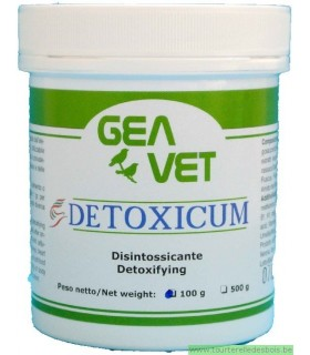 DETOXICUM - DETOXIFYING FOR BIRDS - 100GRS