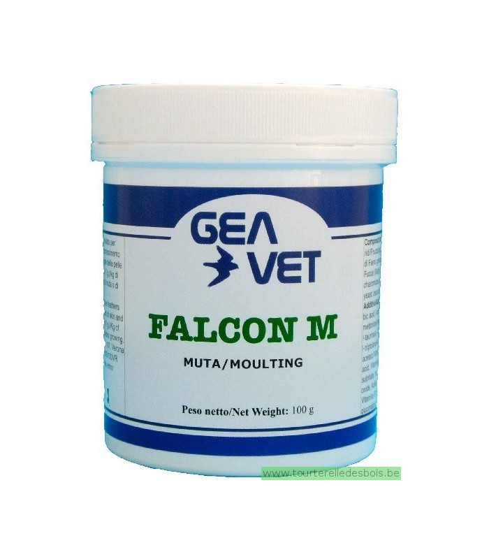 FALCON M - MOULTING - 100GRS