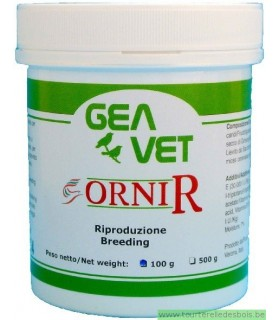 ORNI R - BREEDING FOR BIRDS - 100GRS