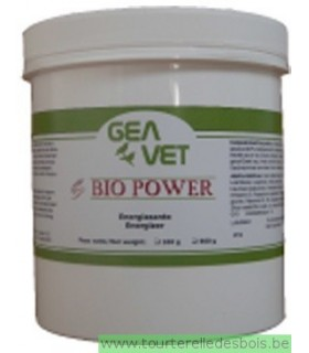 BIOPOWER - ENERG. SUPPL. FOR RACING PIGEONS & BIRDS - 100GRS