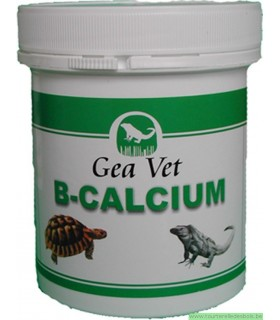 B CALCIUM - CALCIUM AND VITAMINES FOR REPTILES - 100GRS