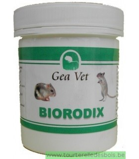 BIORODIX - SUPPL. FOR RODENTS - 100GRS