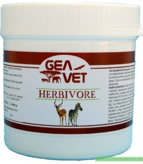 HERBIVORE - VITAMINS/MINERALS/AMINOACIDS FOR HERBI. MAM. - 1 KG