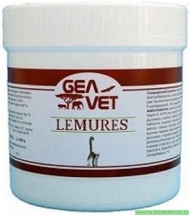 LEMURES - SUPPLEMENT FOR LEMURES - 1KG