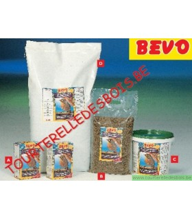 BEVO Pâtée universelle aux insectes 5 Kg - seau