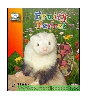 Fruity ferret friandise 100g