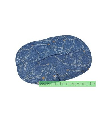 COUSSIN JOLLY JEANS 70 CM