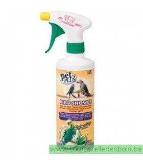 PP Bird shower - 500 ml