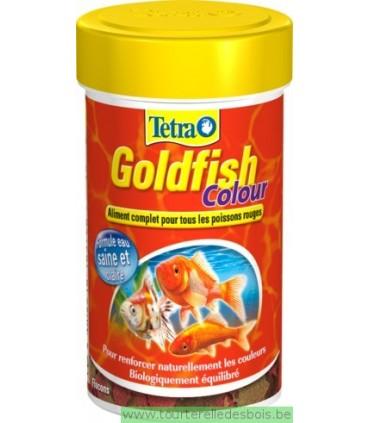 TETRA GOLDFISH COLOUR STCKS 250 ML