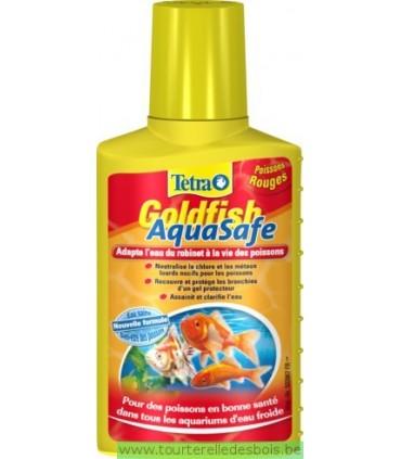TetraAqua AquaSafe Goldfish 100 ml