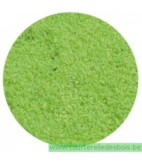AQUALITY Gravier micro NEON vert 1 Kg.