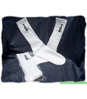 Chaussettes tennis TDB noir Taille M