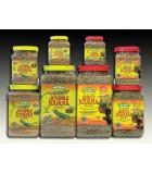 Toute la gamme de nourriture indispensable à vos reptiles - a la tourterelle des bos !