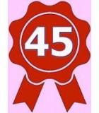 45 cm